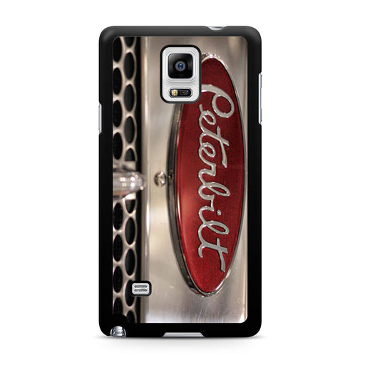 Truck, Peterbilt, Heavy Duty Samsung Galaxy Note 4 case