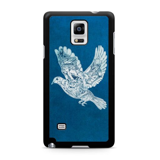 Coldplay Magic Samsung Galaxy Note 4 case