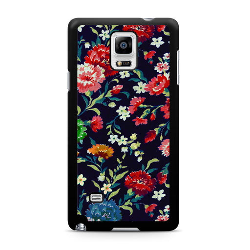 Vampire Weekend Floral Pattern Samsung Galaxy Note 4 case