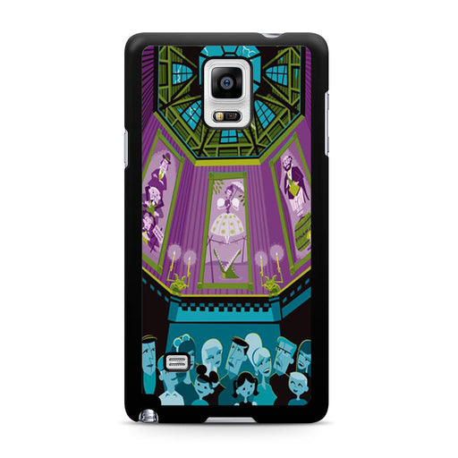 Haunted Mansion Disneyland Samsung Galaxy Note 4 case