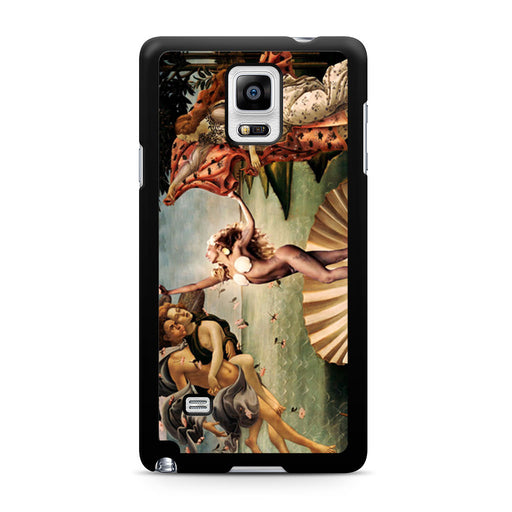 Venus Lady Gaga Painting Samsung Galaxy Note 4 case