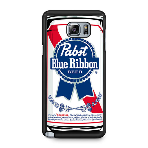 Pabst Samsung Galaxy Note 5 case