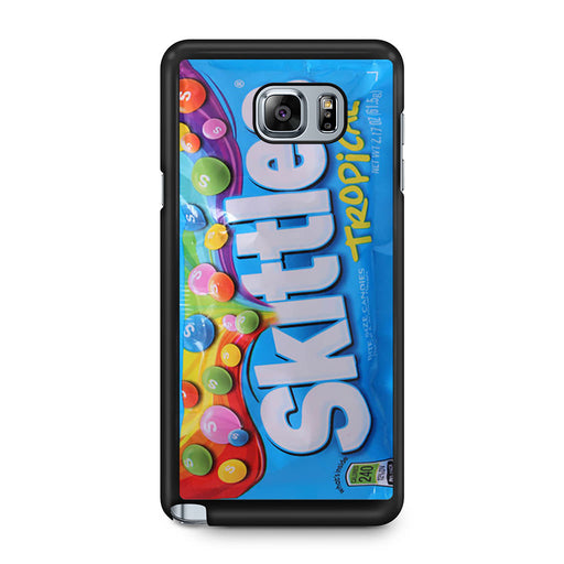 Skittles Tropical Samsung Galaxy Note 5 case