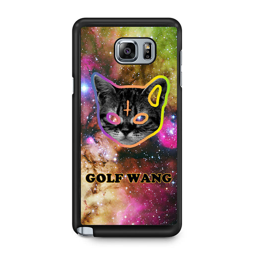 OFWGKTA Odd Future Wolf Gang Cat Samsung Galaxy Note 5 case