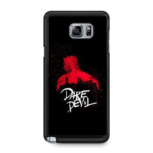 Marvel Daredevil Samsung Galaxy Note 5 case