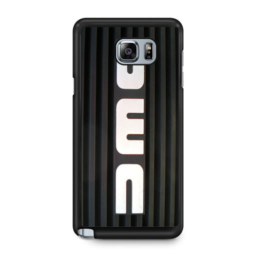Delorean Grill DMC Samsung Galaxy Note 5 case