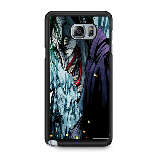 The Joker Samsung Galaxy Note 5 case