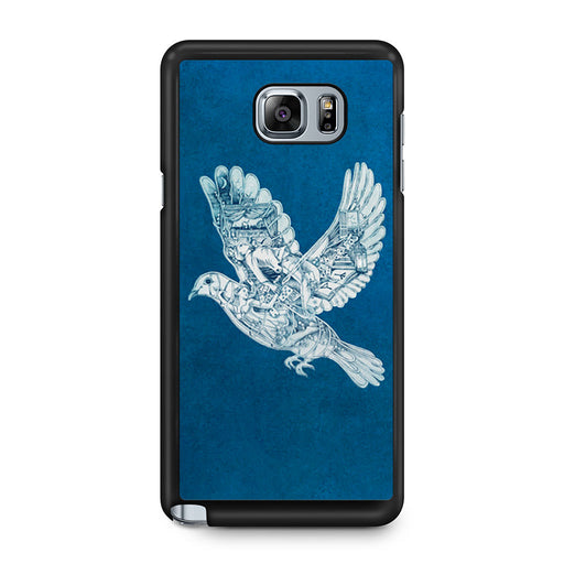 Coldplay Magic Samsung Galaxy Note 5 case
