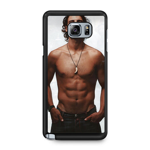 Rafael Nadal Samsung Galaxy Note 5 case