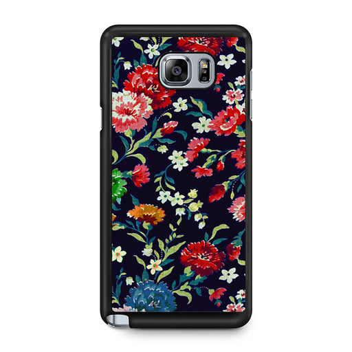 Vampire Weekend Floral Pattern Samsung Galaxy Note 5 case