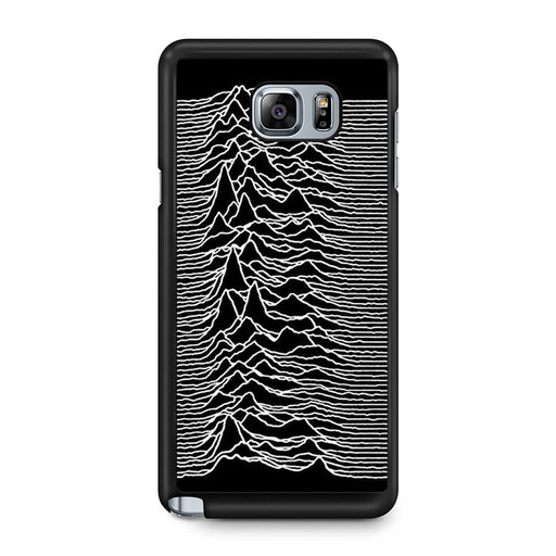 Joy Divisions Samsung Galaxy Note 5 case