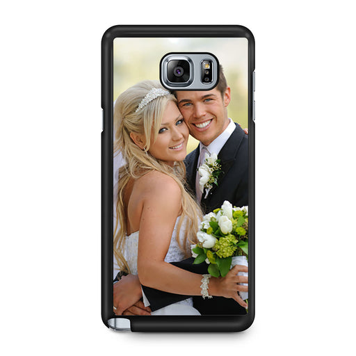 Personalized Photo Samsung Galaxy Note 5 case