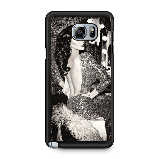 Katy Perry Samsung Galaxy Note 5 case