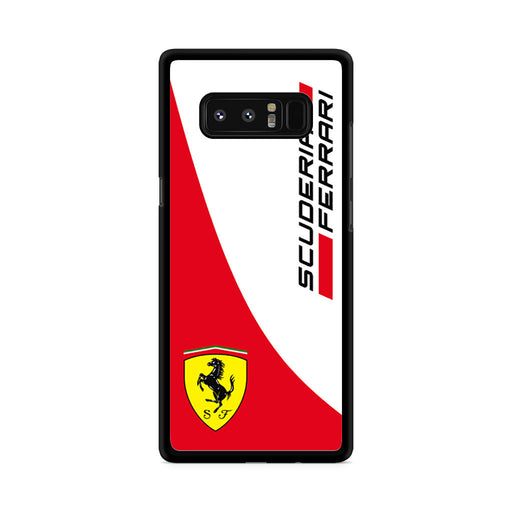 Scuderia Ferrari Formula One Samsung Galaxy Note 8 case