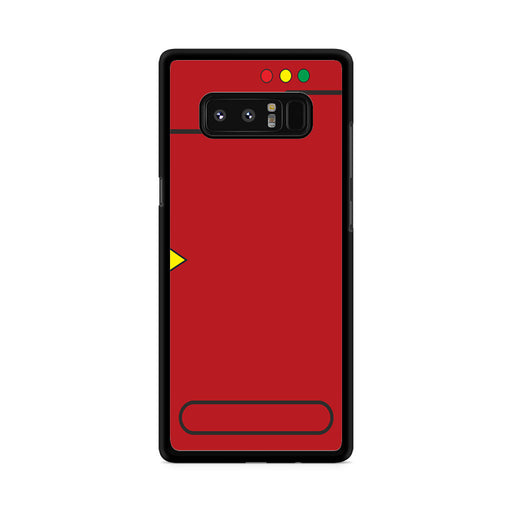 Pokedex Pokemon Samsung Galaxy Note 8 case