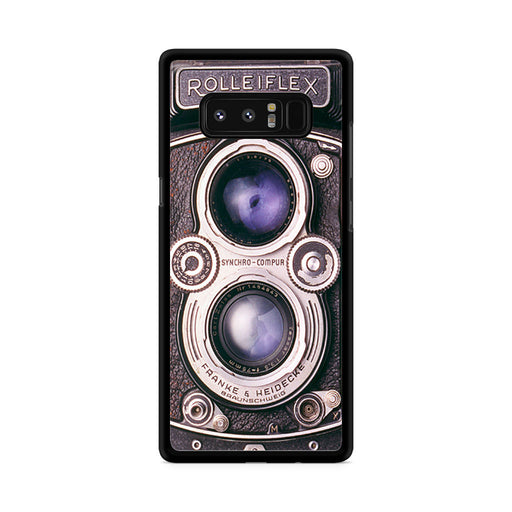 Vintage Rolleiflex camera Samsung Galaxy Note 8 case