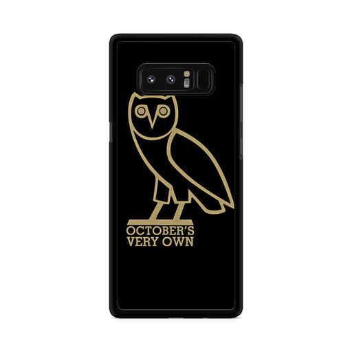Drake OVO Owl Take Care The Weeknd Samsung Galaxy Note 8 case