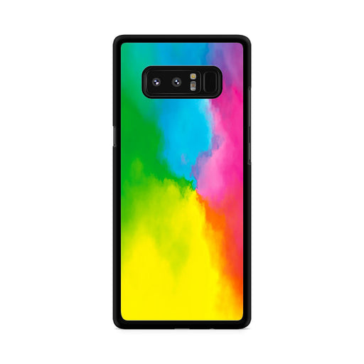 Rainbow Tie Dye Samsung Galaxy Note 8 case