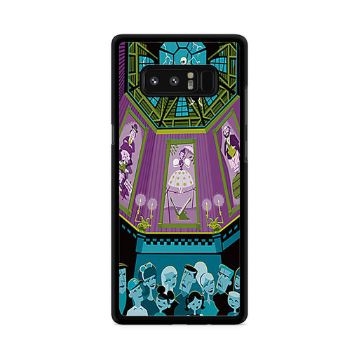 Haunted Mansion Disneyland Samsung Galaxy Note 8 case