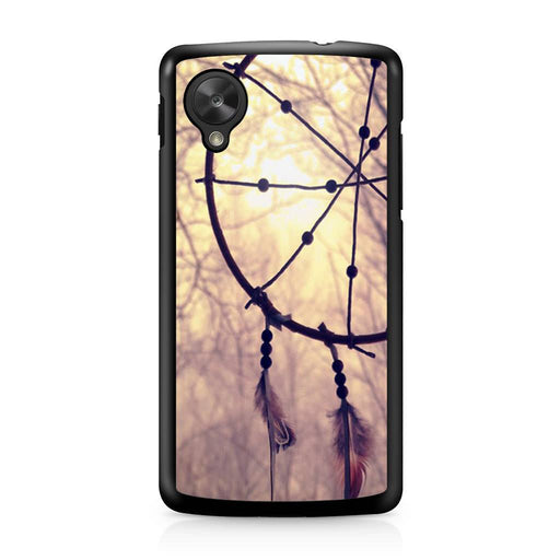 Dream Catcher At The Sea Side Google Nexus 5 case