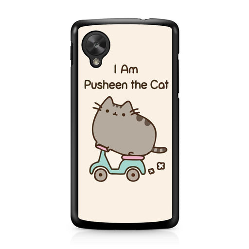 I'm Pusheen The Cat Google Nexus 5 case