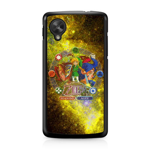 Zelda Seasons and Ages Google Nexus 5 case