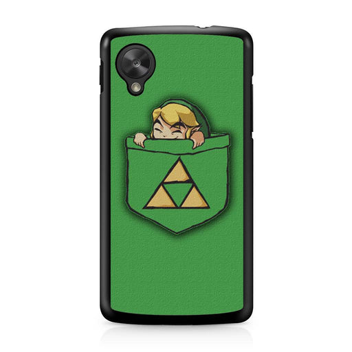 Zelda Pocket Link Google Nexus 5 case