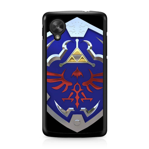 Zelda Hyrule Shield Google Nexus 5 case