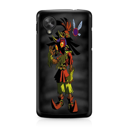 Zelda Majora's Mask Google Nexus 5 case