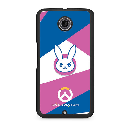 Overwatch D.Va Google Nexus 6 case