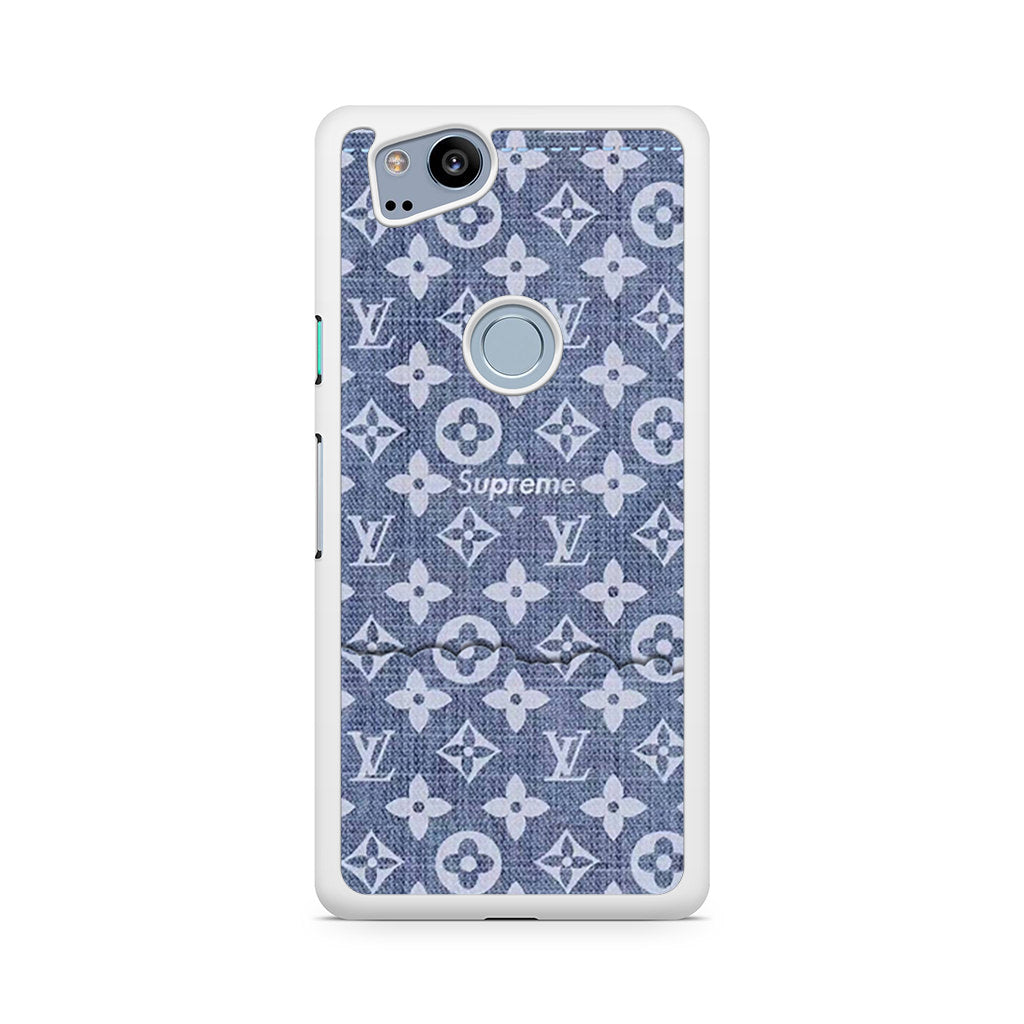 buy popular 2ffc3 36681 Supreme Louis Vuitton Pixel 2 / Pixel 2 XL case