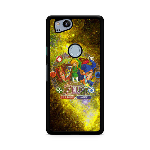 Zelda Seasons and Ages Google Pixel 2/Pixel 2 XL case