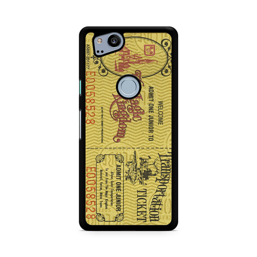 Transportation World Disney World Vintage Disneyland Google Pixel 2/Pixel 2 XL case