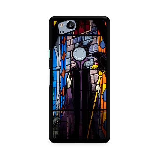 Maleficent Stained Glass Google Pixel 2/Pixel 2 XL case