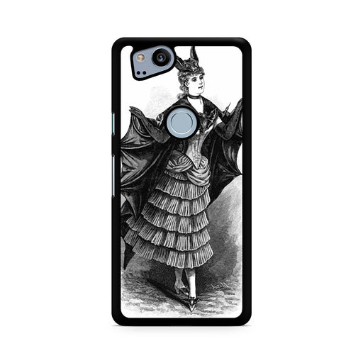 Victorian Bat Girl Google Pixel 2/Pixel 2 XL case