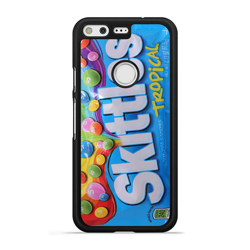 Skittles Tropical Google Pixel case