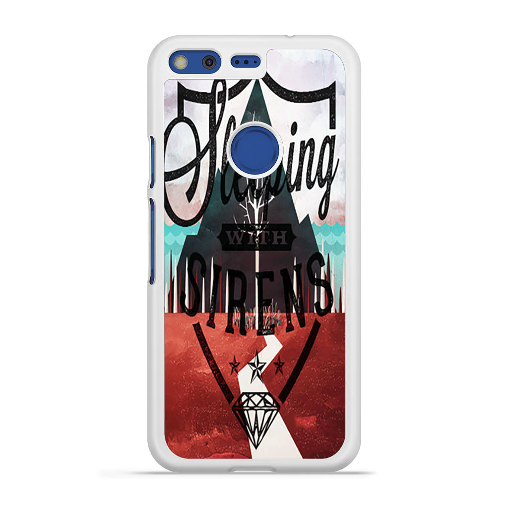 Sleeping With Sirens Symbol Pixel Case Case Persona