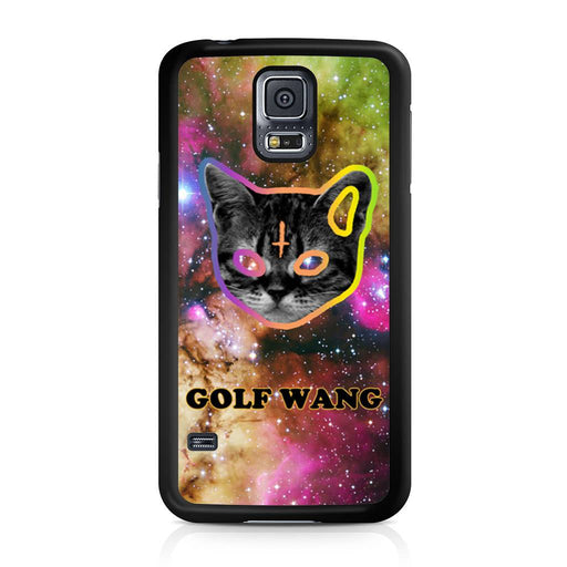 OFWGKTA Odd Future Wolf Gang Cat Samsung Galaxy S5 case