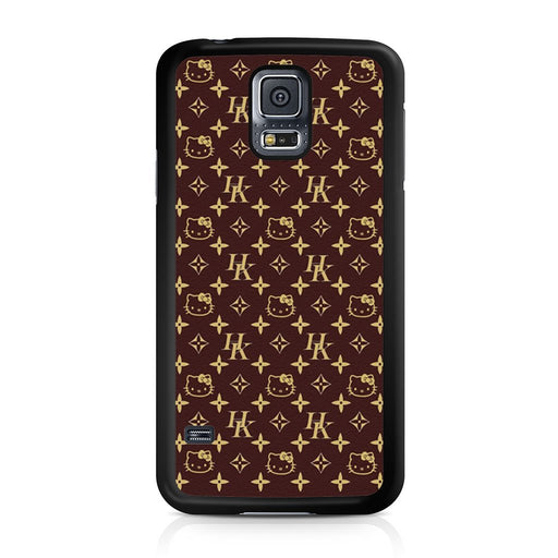 Louis Vuitton Hello Kitty Samsung Galaxy S5 case