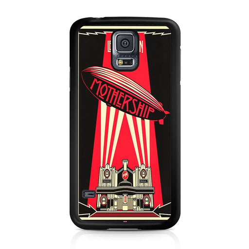 Led Zeppelin Mothership Samsung Galaxy S5 case