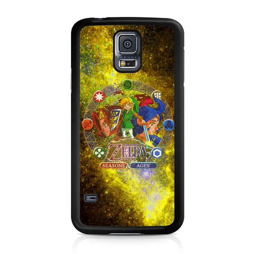 Zelda Seasons and Ages Samsung Galaxy S5 case