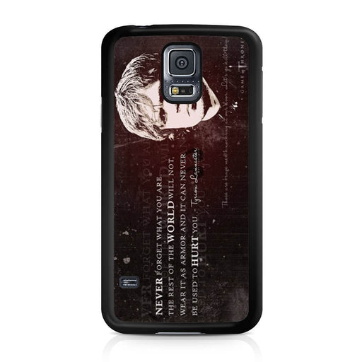 Tyrion Lannister Quote Samsung Galaxy S5 case