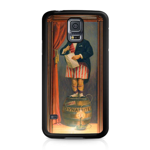 The Haunted Mansion Stretching Painting Dynamite Samsung Galaxy S5 case