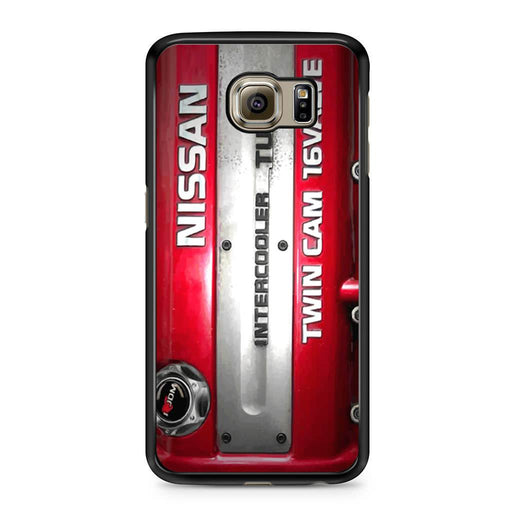 Nissan SR20DET JDM Engine Samsung Galaxy S6 case