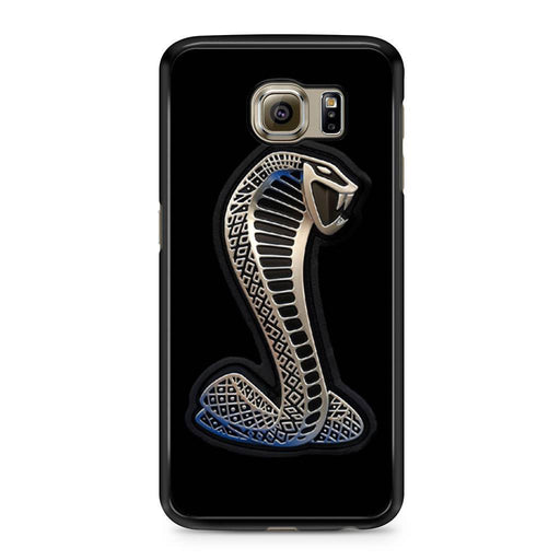 Ford Mustang Shelby Logo Samsung Galaxy S6 case