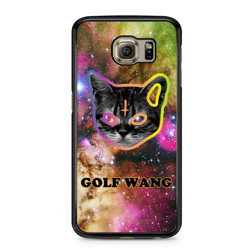 OFWGKTA Odd Future Wolf Gang Cat Samsung Galaxy S6 case