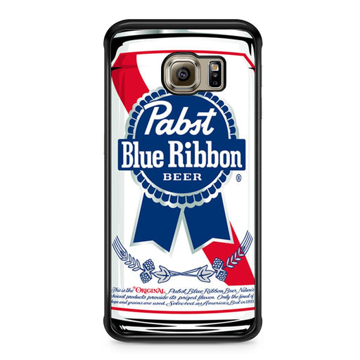 Pabst Samsung Galaxy S6 Edge case