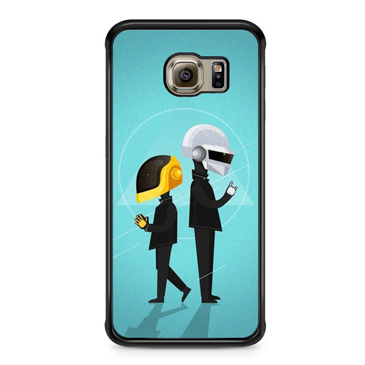 Daft Punk Samsung Galaxy S6 Edge case