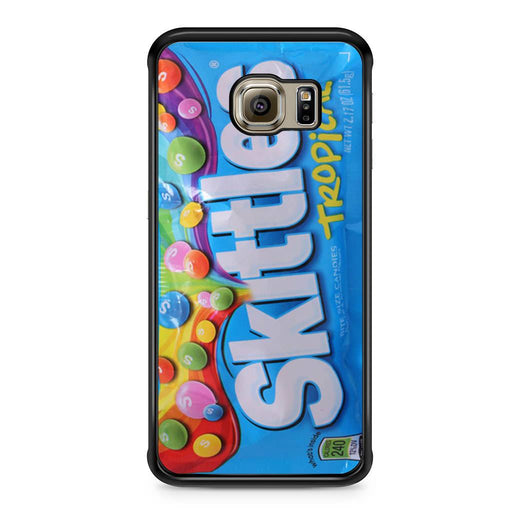 Skittles Tropical Samsung Galaxy S6 Edge case
