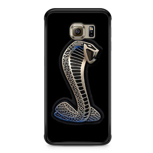 Ford Mustang Shelby Logo Samsung Galaxy S6 Edge case